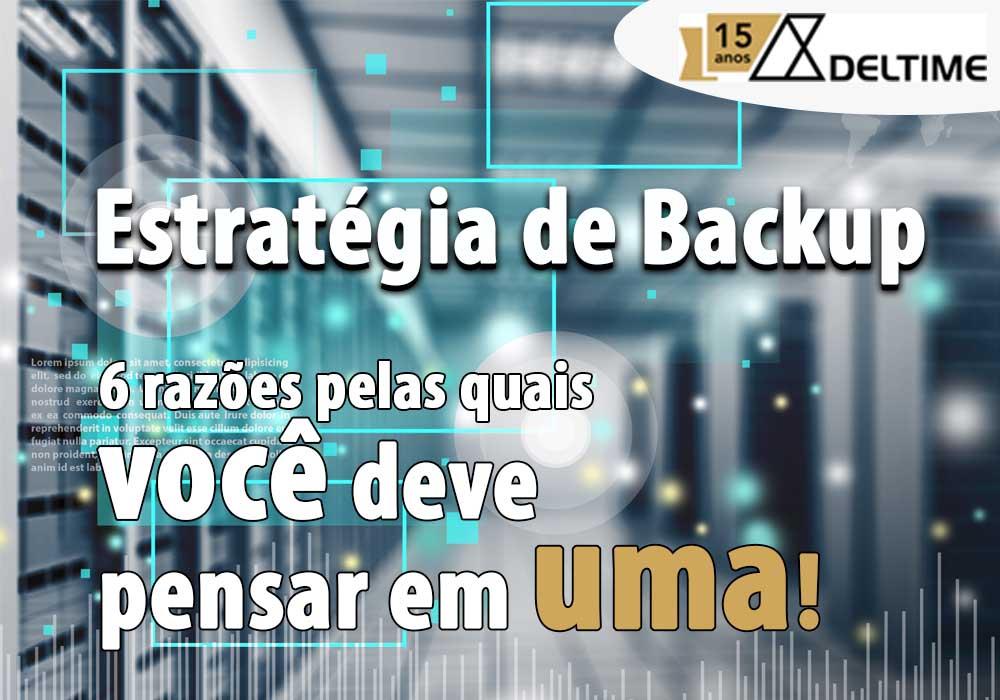 Estratégia De Backup