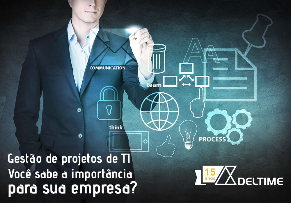 Gestão De Projetos De TI – Você Sabe A Importância Para Sua Empresa?