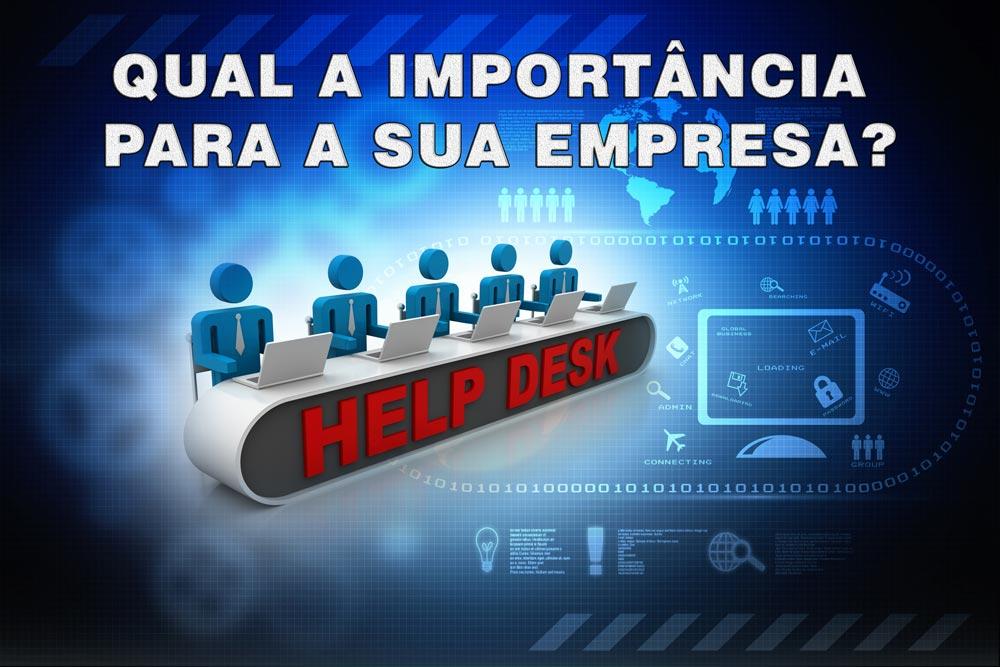 HELP DESK : Qual A Importância Para A Sua Empresa?