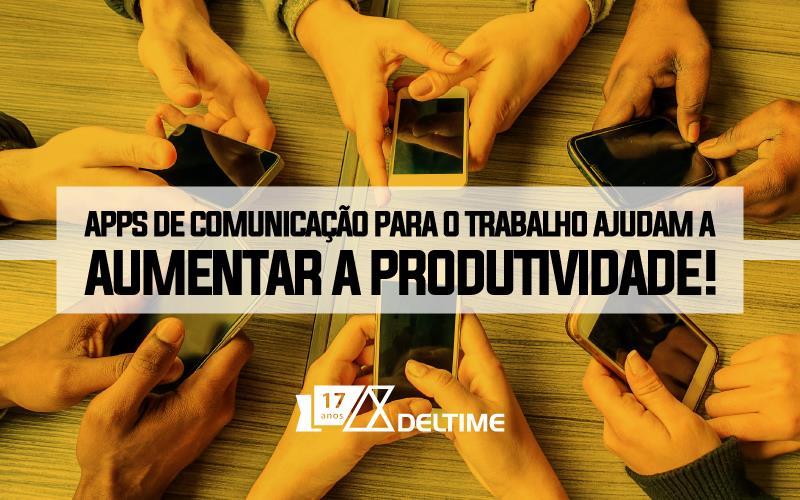 Apps De Comunicação