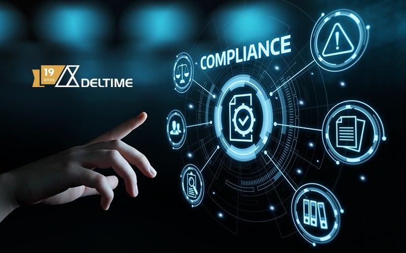 Compliance Em Ti Entenda Como Ele E Valioso Para A Sua Gestao - Gestão De Serviços De TI | Deltime
