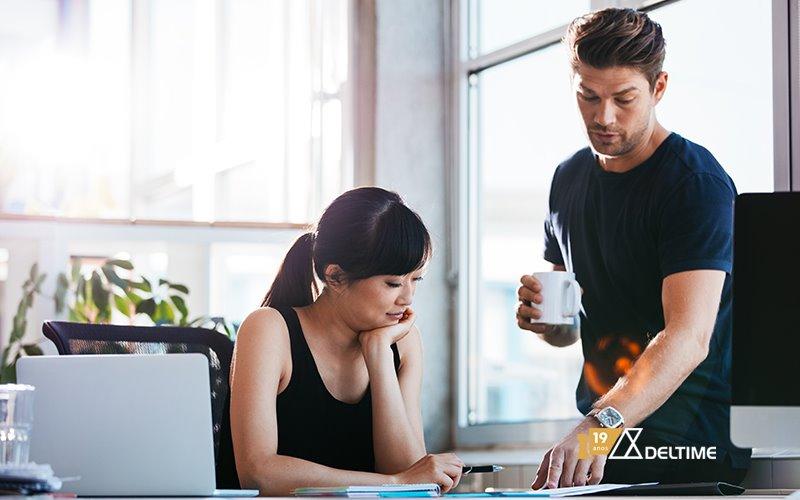 Help Desk Saiba Como Manter Se Seguro Na Crise - Gestão De Serviços De TI | Deltime