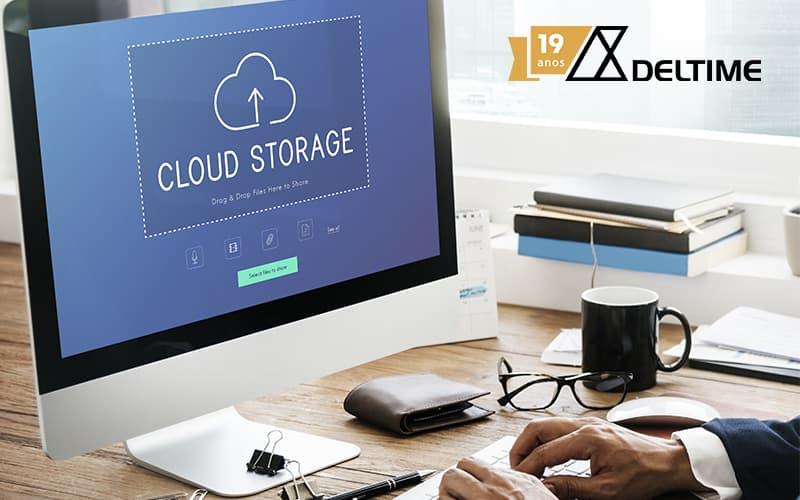 Empresa Na Nuvem - Gestão De Serviços De TI | Deltime