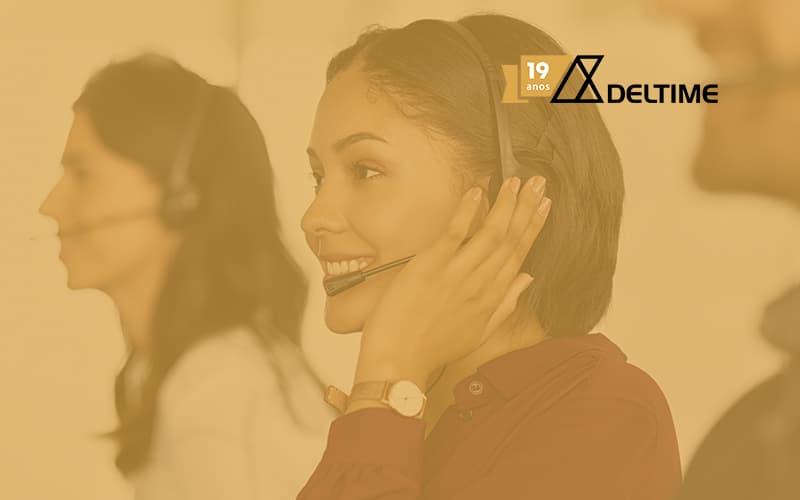 Teleatendimento - Gestão De Serviços De TI | Deltime