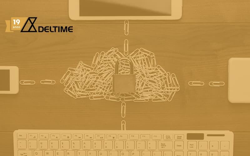 Seguranca De Dados - Gestão De Serviços De TI | Deltime