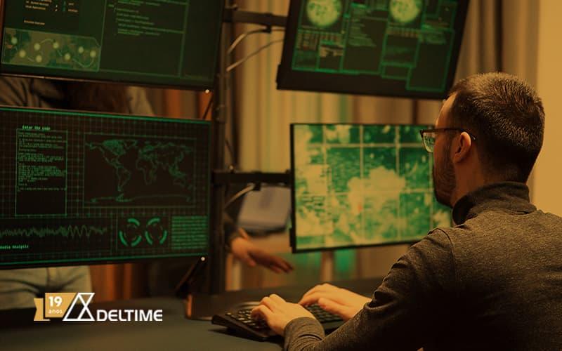 Descubra Como Proteger Sua Empresa De Ciberataques Post (1) - Gestão De Serviços De TI | Deltime